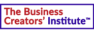 The Business Creators Institute Logo